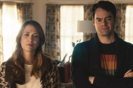The Skeleton Twins, Kristen Wiig and Bill Hader
