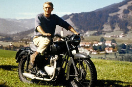 Steve McQueen, The Great Escape