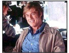 Spy Game movie still: Robert Redford as veteran CIA officer Nathan Muir