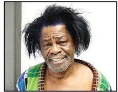 James Brown Booking Photo
