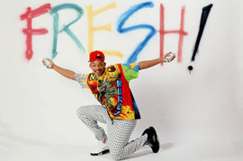 The Fresh Prince of Bel-Air, Will Smith