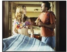 A Guy Thing movie still: Julia Stiles as Becky and Jason Lee as Paul in A Guy Thing