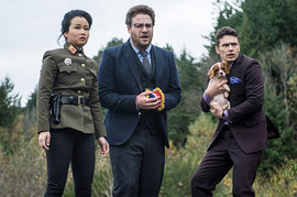 The Interview, Seth Rogen, James Franco