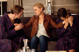 True Blood, Anna Paquin, Stephen Moyer, Alexander Skarsgard