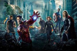 The Avengers, Robert Downey Jr, Chris Evans, Mark Ruffalo, Chris Hemsworth, Scarlett Johansson, Jeremy Renner