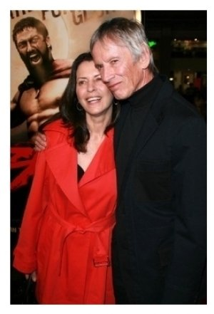 Scott Glenn and wife Carol