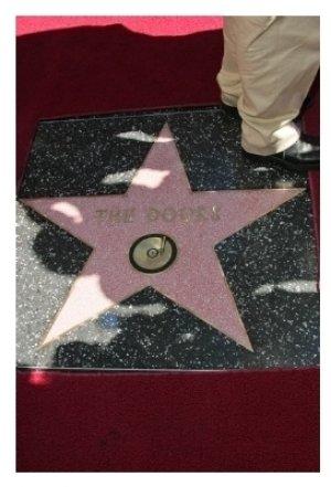 The Doors Walk of Fame Star