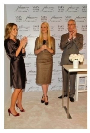 Aerin Lauder and Gwyneth Paltrow