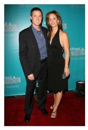 Eric Close and wife Keri