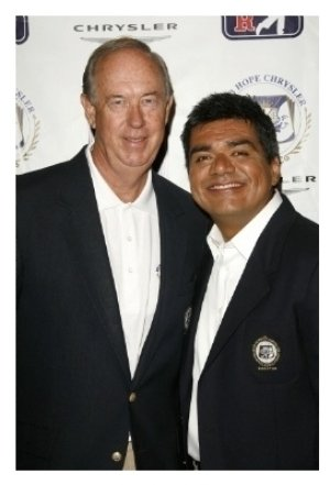 John Foster and George Lopez