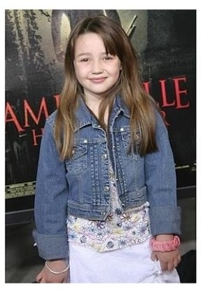 The Amityville Horror Premiere: Isabel Conner