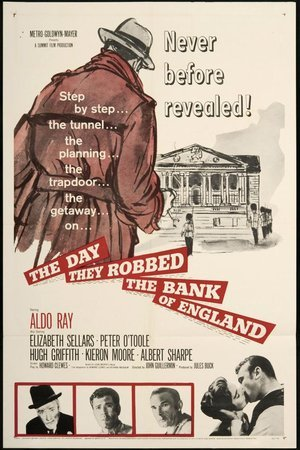 Day They Robbed the Bank of England