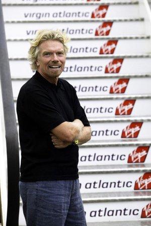 Rebel Billionaire: Branson's Quest for the Best