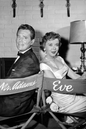 Mr. Adams and Eve