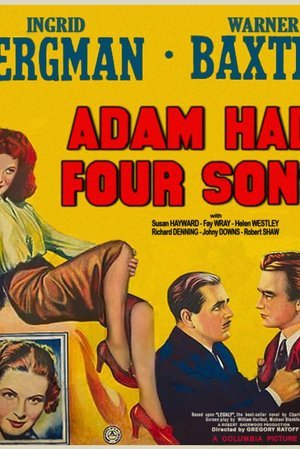 Adam Had Four Sons