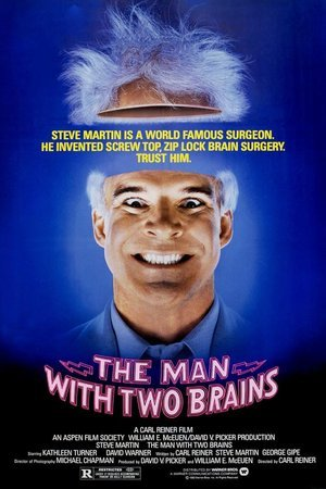Man With Two Brains