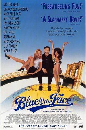 Blue in the Face