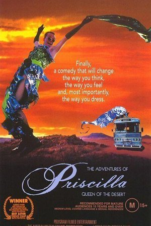 Adventures of Priscilla Queen of the Desert