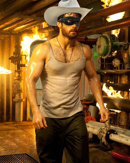 Henry Cavill, Man of Steel, The Lone Ranger