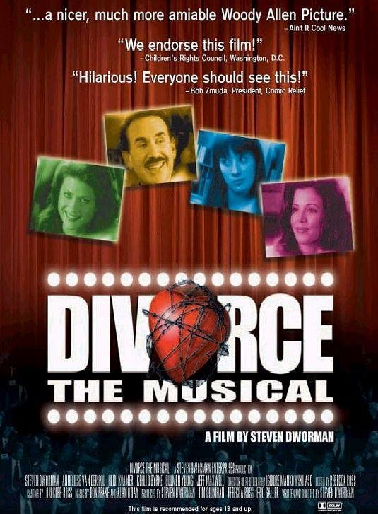 Divorce: the Musical