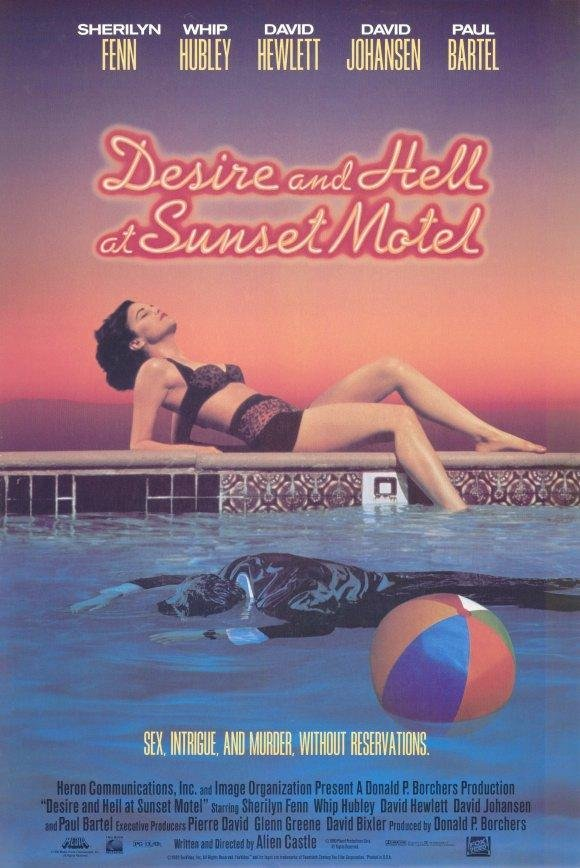 Desire & Hell at Sunset Motel