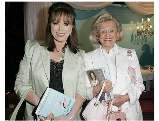 Gigi Grazer's 'Starter Wife' Book Party Photos: Jackie Collins and Barbara Davis