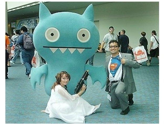 Costumes at Comic-Con 2004