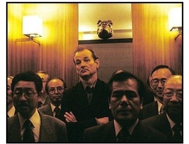 """""""Lost in Translation"""" Movie Still: Bill Murray"""