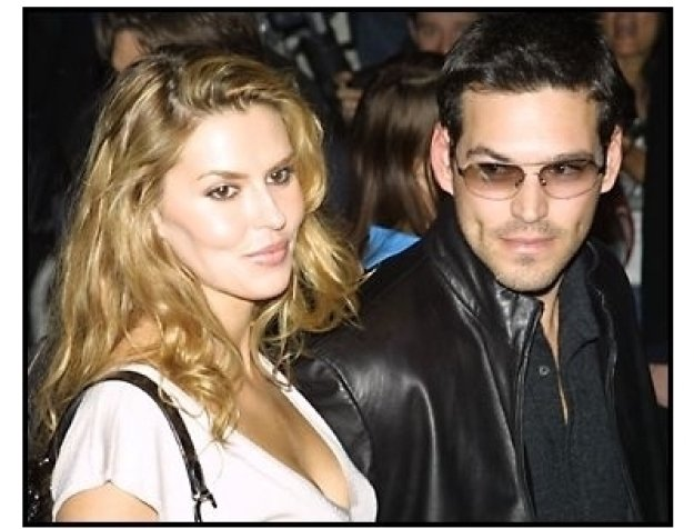Eddie Cibrian and wife Brandi at The Sweetest Thing premiere