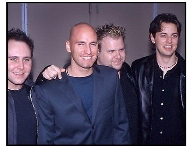 Vertical Horizon at the 2000 Billboard Music Awards
