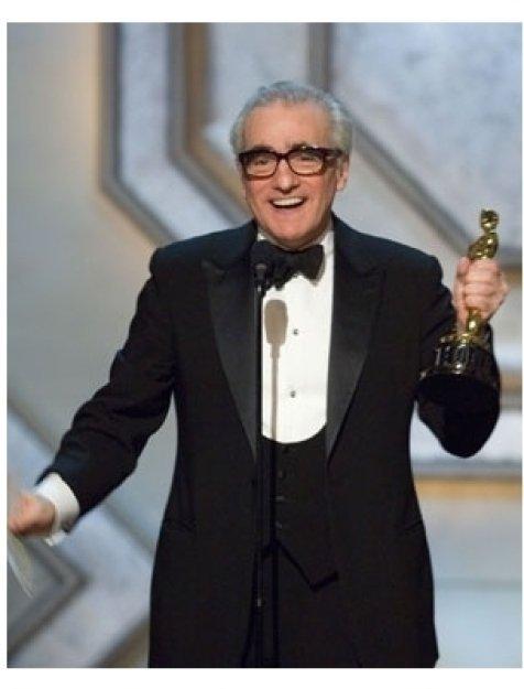 79th Annual Academy Awards Show Photos: Martin Scorcese