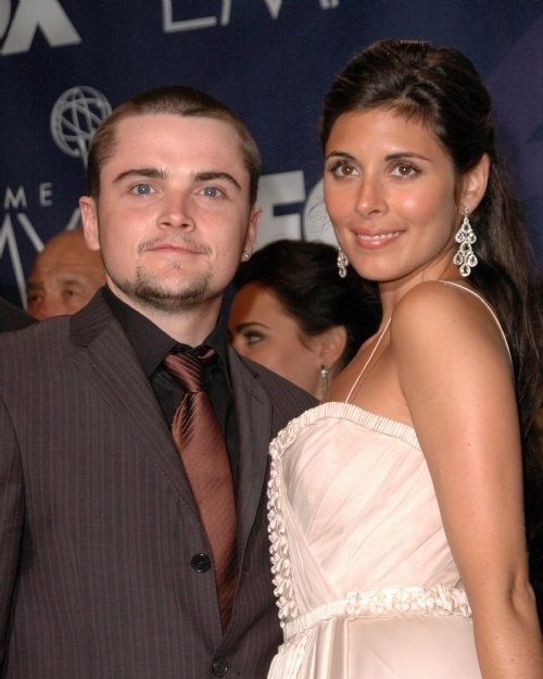 Robert Iler and Jamie-Lynn Sigler