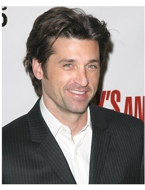 Greys Anatomy DVD Release Party: Patrick Dempsey