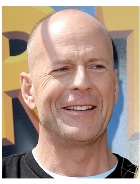 Over the Hedge Premiere Photos:  Bruce Willis