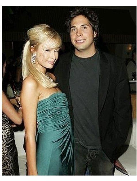Four Inches Photos: Paris Hilton and Joe Francis