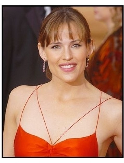 10th Annual SAG Awards - Jennifer Garner - Red Carpet