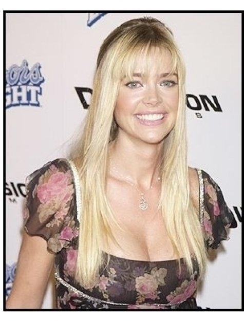 """Denise Richards at the """"Scary Movie 3"""" premiere"""