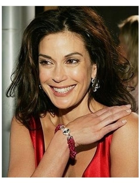 Cartier Celebrates 25 Years in Beverly Hills Photos: Teri Hatcher