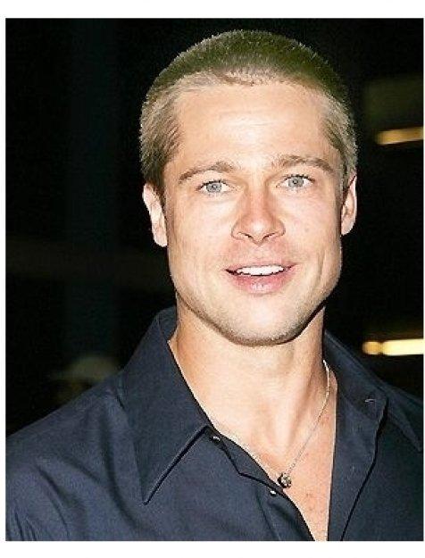Brad Pitt at the Criminal Premiere