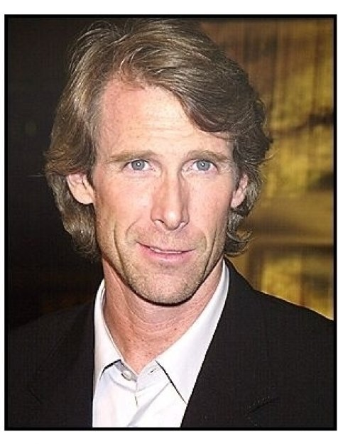 "Michael Bay at ""The Texas Chainsaw Massacre"" premiere"