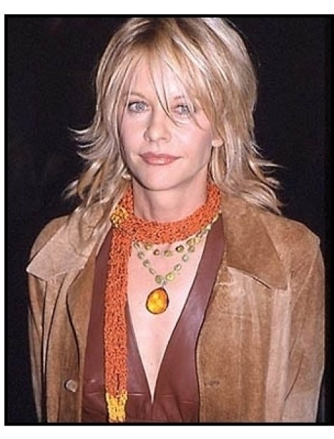 Meg Ryan at the Proof of Life premiere