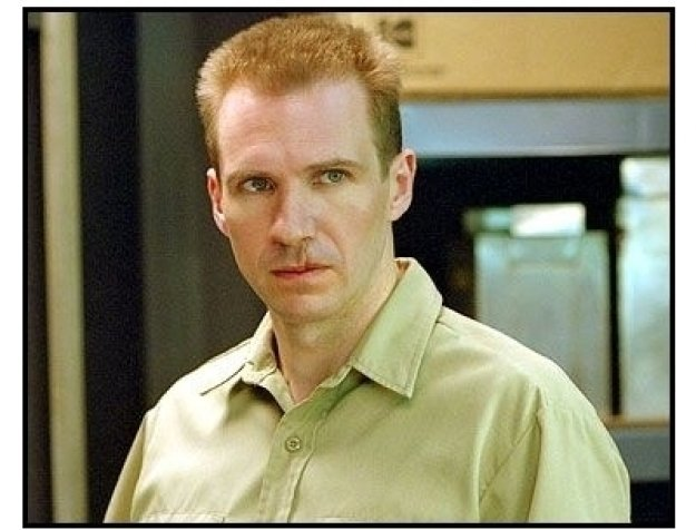 Red Dragon movie still: Ralph Fiennes as Francis Dolarhyde in Red Dragon