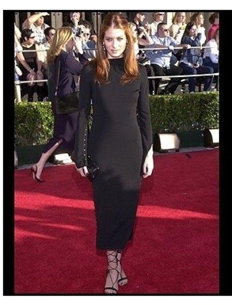 SAG 2002 Fashion: Debra Messing