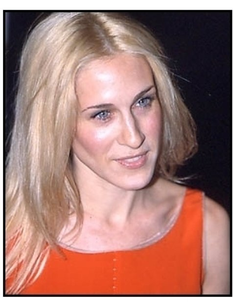 Sarah Jessica Parker at the State and Main premiere