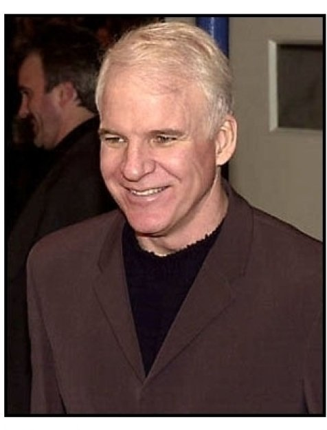 Steve Martin at the What Women Want premiere