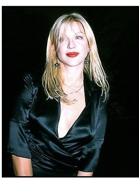 Requiem For A Dream Premiere: Courtney Love at the Requiem for a Dream premiere