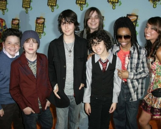 Recent Naked Brothers Band