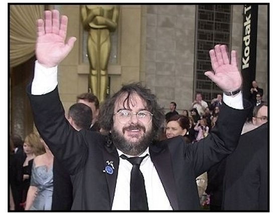 76th Annual Academy Awards – Peter Jackson - Red Carpet