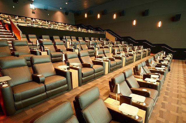 Cinepolis Luxury Cinemas, La Costa, Ca.