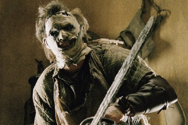 Leather Face, Texas Chainsaw Massacre